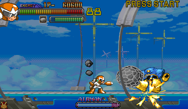 Megaman 2: The Power of Fighter+arcade+game+portable+download free
