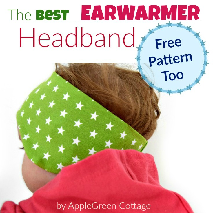 The Best DIY Earwarmer Headband