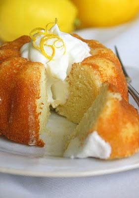 Crown Recipes Lemon Yogurt Mini Bundt Cakes Recipe