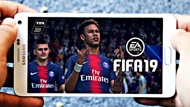 FIFA 19 Mobile Android Offline Patch FIFA 14 Best Graphics HD
