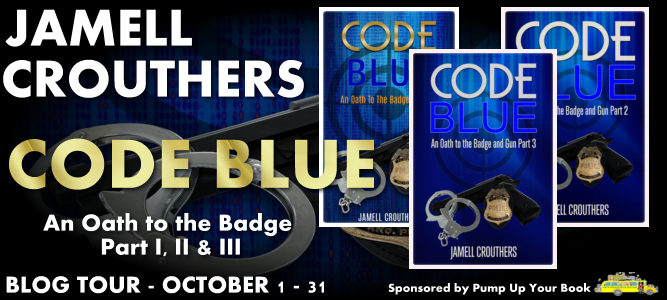 Code Blue Series October Virtual Book Tour