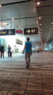 Terminal 3 Changi Airport Singapore