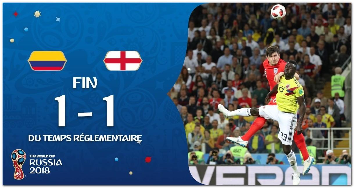 Cuplikan Gol Inggris vs Kolombia [Inggris Lolos ke Perempat Final Piala Dunia 2018]