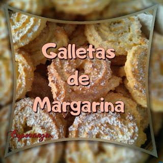 Galletas De Margarina