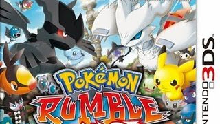 Pokémon Rumble Blast [3DS] [Mega] [Mediafire]