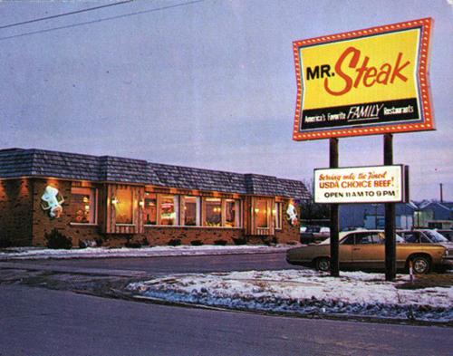 Mr Steak Restaurants