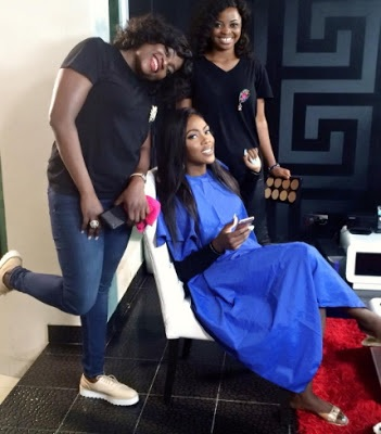 Funke Akindele Becomes Tiwa Savage's Best Friend After Her Marriage Crashed