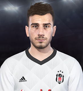 PES 2018 Faces Oğuzhan Özyakup by Prince Hamiz