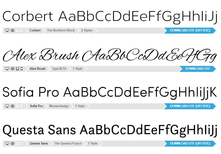 indesign font download free fontscape