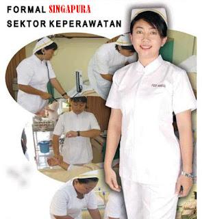 Lowongan Kerja, Perawat, Panti, Jompo, Singapura, Laki - laki dan Perempuan
