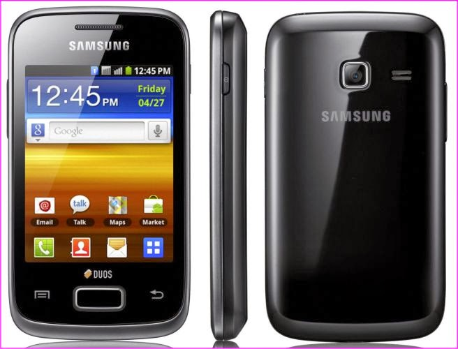Root Samsung Galaxy Young GT-S5360