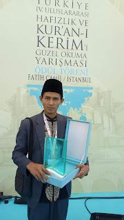 Mp3 Tilawah H. Zaenal Abidin (Juara MTQ Internasional 2016 di Turki)