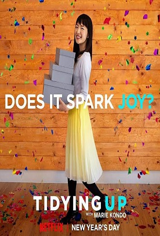 Tidying Up with Marie Kondo Season 1 Complete Download 480p All Episode