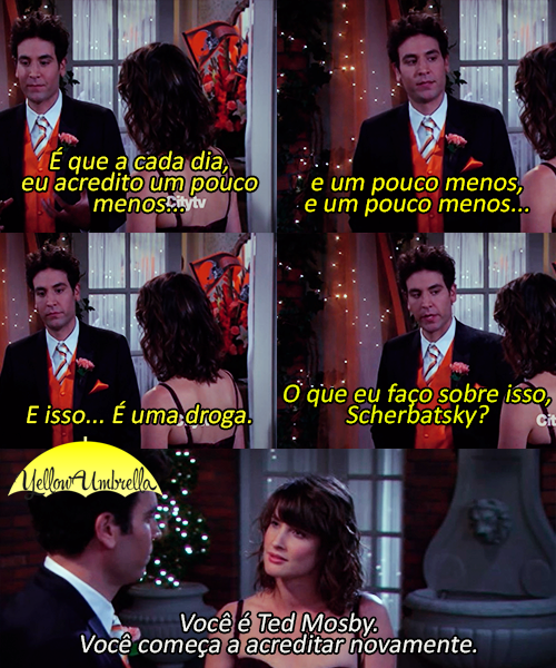 Melhores Frases How I Met Your Mother Hey Catheli