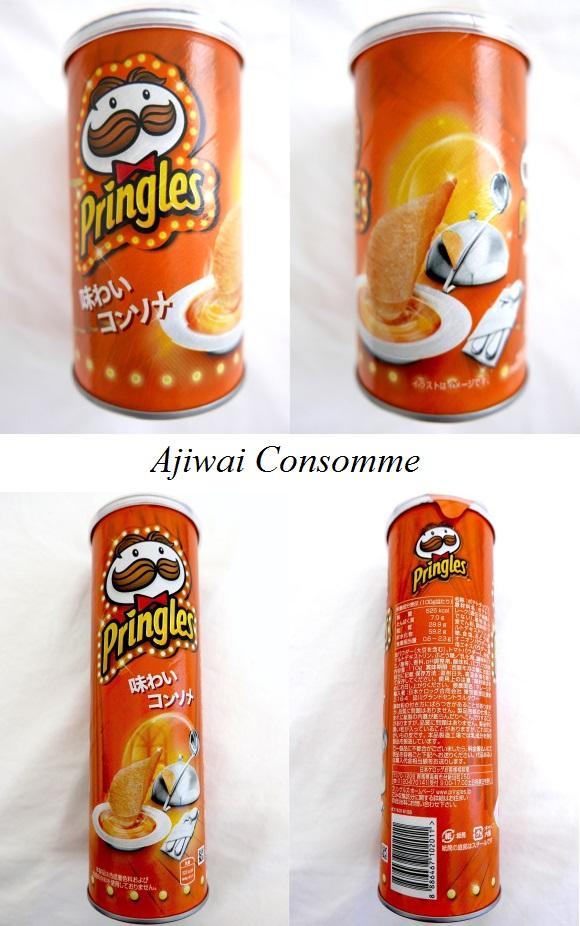 Pringles Ajiwai Consomme