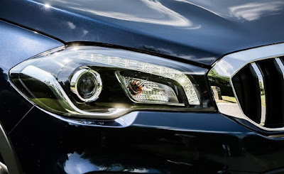 Suzuki S-Cross Facelift -Headlight