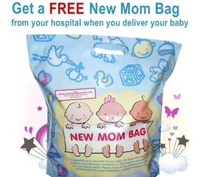 Sign Up Mama Baby World Malaysia Free New Mom Bag