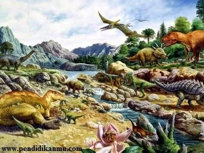 4 Macam Zaman Prasejarah Lengkap