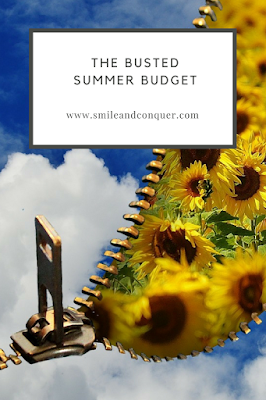 Keep your summer on budget