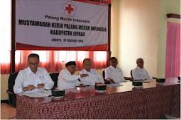 Bentuk Program 2019, PMI Jepara Gelar Musyawarah Kerja