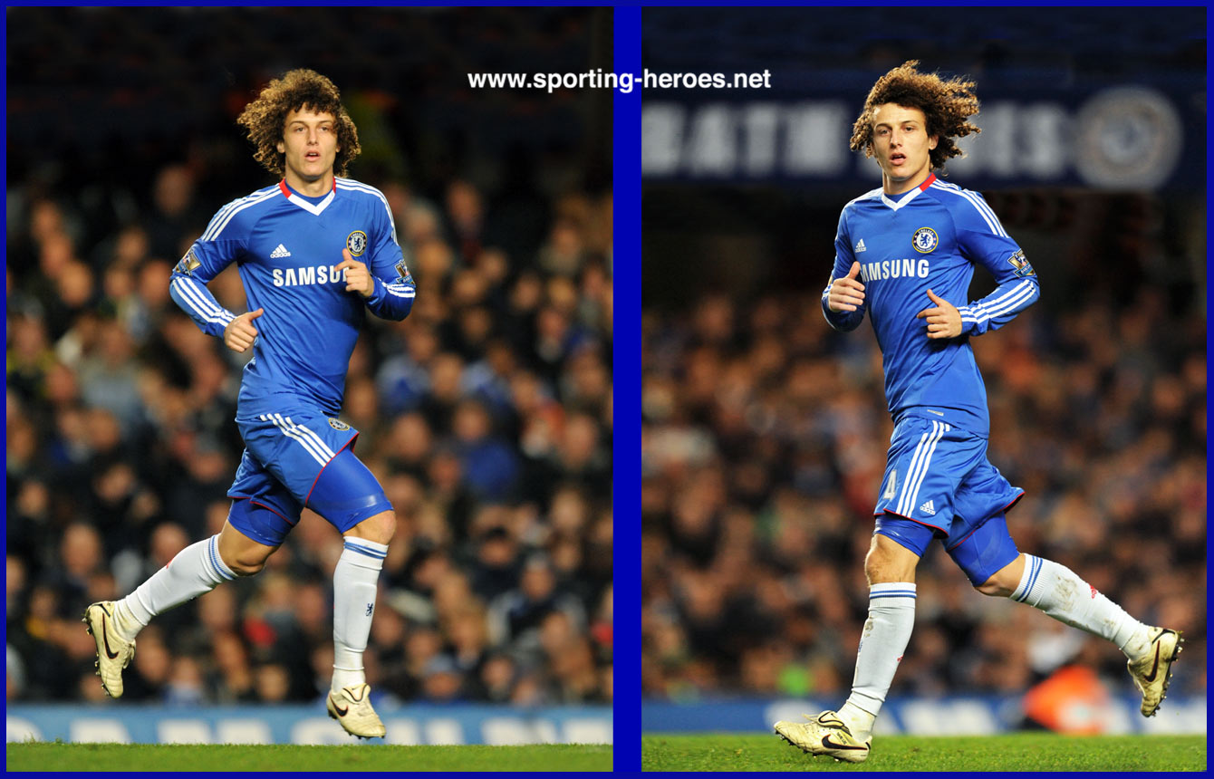 Wallpaper Free Picture: David Luiz Wallpaper 2011