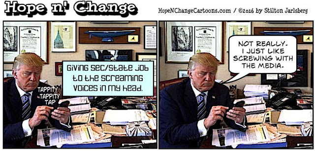 obama, obama jokes, political, humor, cartoon, conservative, hope n' change, hope and change, stilton jarlsberg, trump, twitter, cabinet