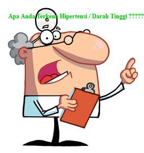 Penyebab dan Gejala Darah Tinggi Untuk Mengatasi Hipertensi