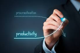 Word of the Month for January, PRODUCTIVITY