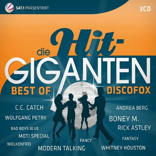 Vários -  Die Hit Giganten Best Of Discofox