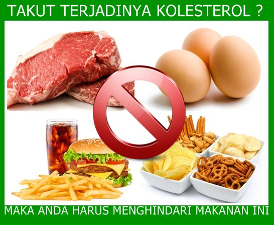 Pantangan Makanan Penderita Asam Urat dan Kolesterol