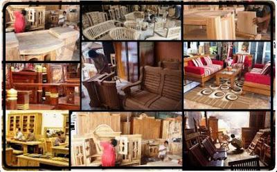 database alamat PT - CV pabrik meubel di kota Semarang Jateng