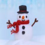 https://handcraftingalife.wordpress.com/patterns/chill-charlie-the-snowman-amigurumi-pattern/