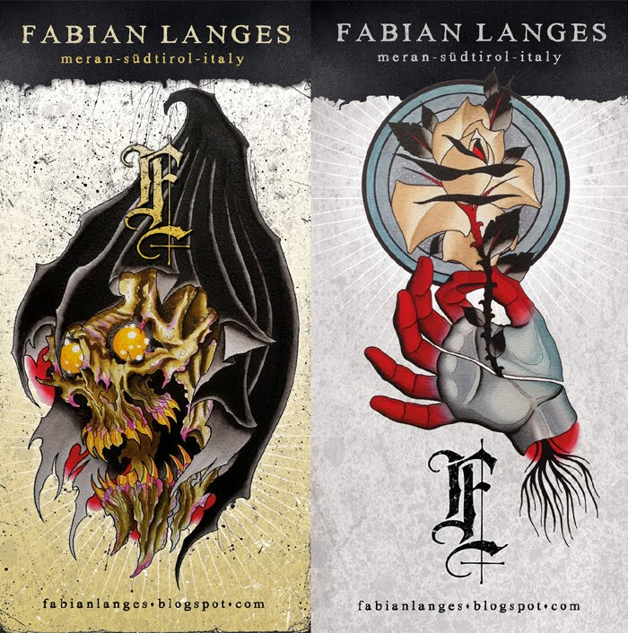 Fabian Langes  Custom Tattoos