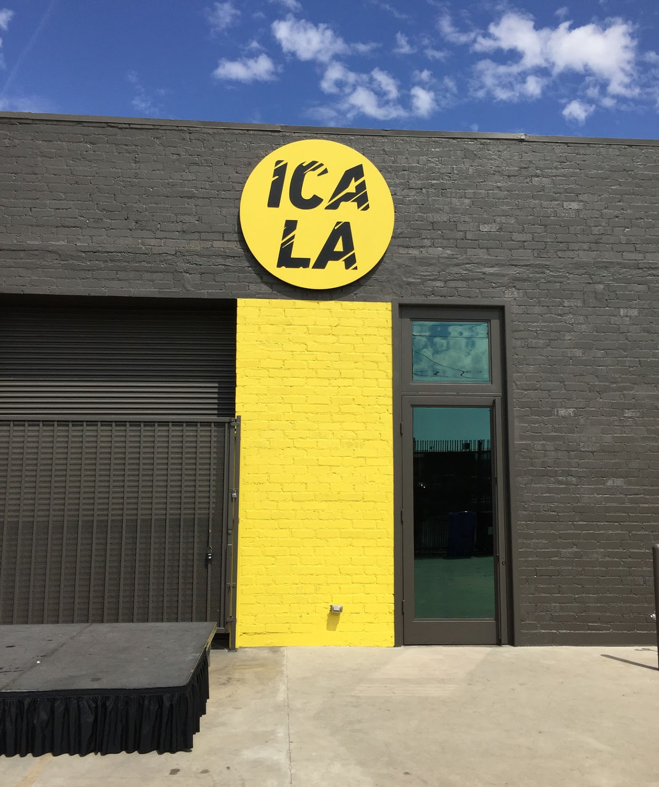 Los Angeles County Museum on Fire: Institute of Contemporary Art Opens