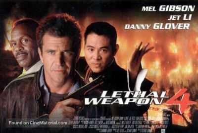 Lethal Weapon 4 (1998) Full Movie Download Dual Audio Hindi
