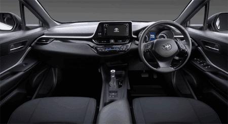 Harga Promo Toyota C HR 2018