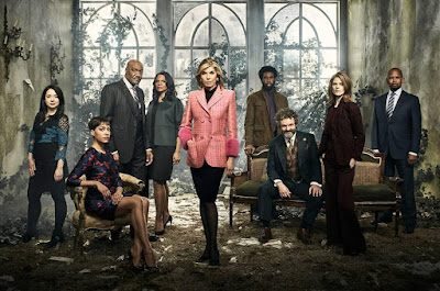 The Good Fight Season 3 Cast Image