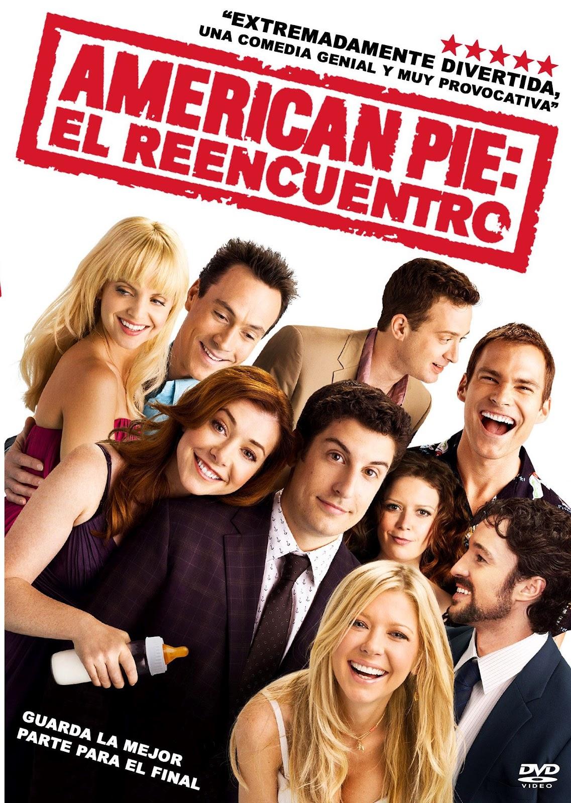 Descargar American Pie 2 (2001) Dvdrip Latino Ver online ...