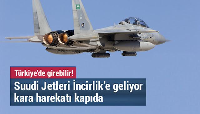 Η Σαουδική Αραβία αποβιβάζει στρατό στην Τουρκία