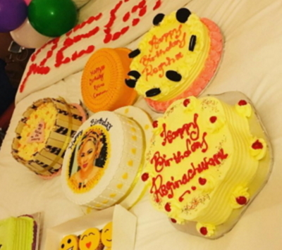 regina chukwu birthday cakes