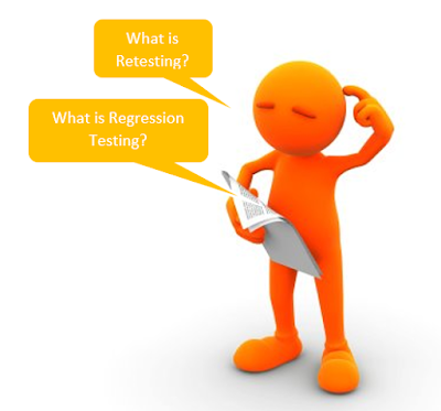 Retesting and Regression Testing