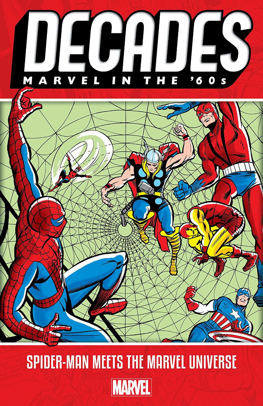 DECADES - MARVEL In The 60's!