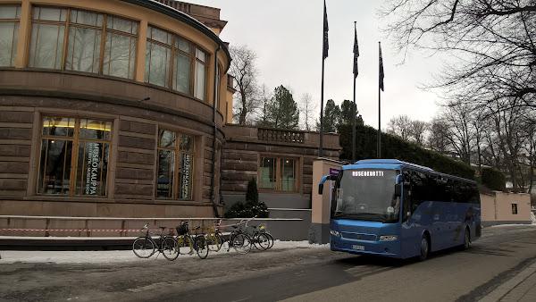 Museum Bus Trip