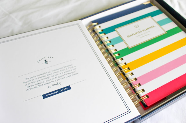 Happy-Stripe-Simplified-Planner