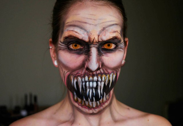 Really Cool Face Paint Ideas