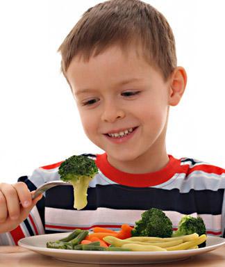 anak selera makan