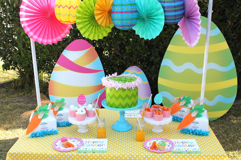 how to throw a happy easter games party easter party ideas