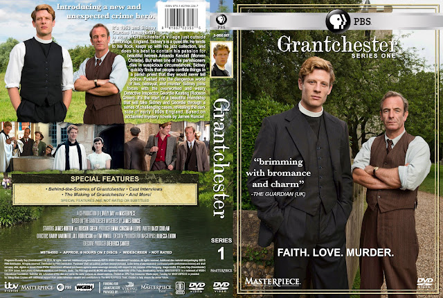 Grandchester Season 1 DVD Cover