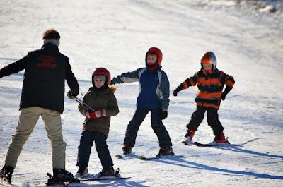 góry,ferie, narty z dzieckiem, noclegi