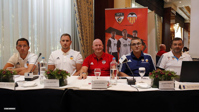Στο Ναύπλιο ξεκινάει ποδοσφαιρική σχολή  της Βαλένθια - Μεγάλο διεθνές τουρνουά ακαδημιών